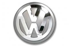 Skadet Volkswagen